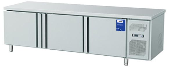 Tủ bàn lạnh Fushima inox  FMS BLCI 1.8