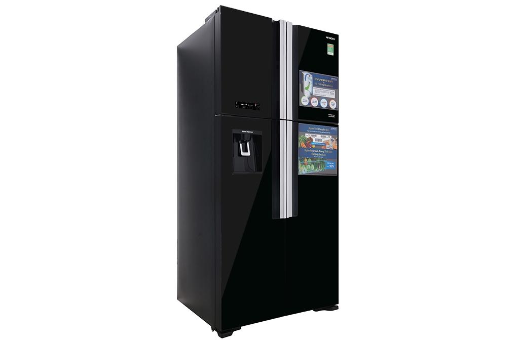 tủ lạnh 4 cánh Hitachi
