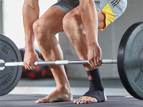 Băng cổ chân Adidas ADSU-12412RD