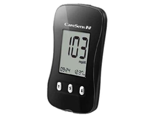 Máy đo đường huyết Caresens N