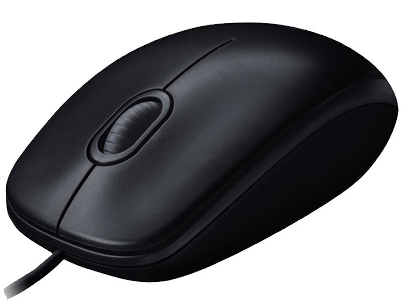 Chuột quang có dây Logitech M100R