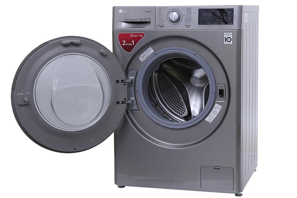 Máy giặt sấy inverter
