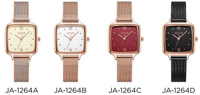 Đồng hồ nữ Julius JA-1264