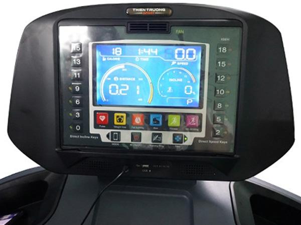 Máy chạy bộ điện HQ-V6C