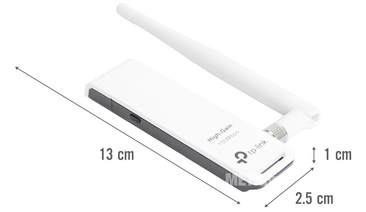 Bộ thu Wireless TP-LINK TL-WN722N