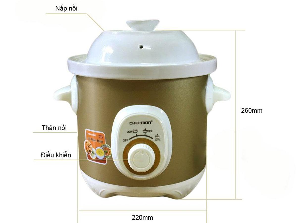 Chefman CM-520