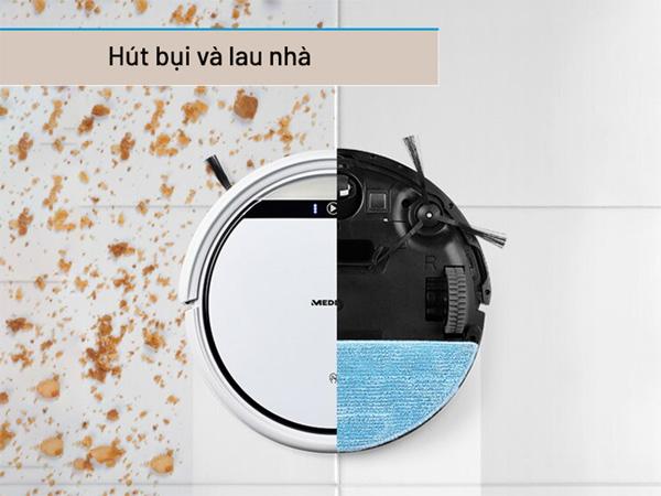 Robot hút bụi lau nhà Medion MD19510