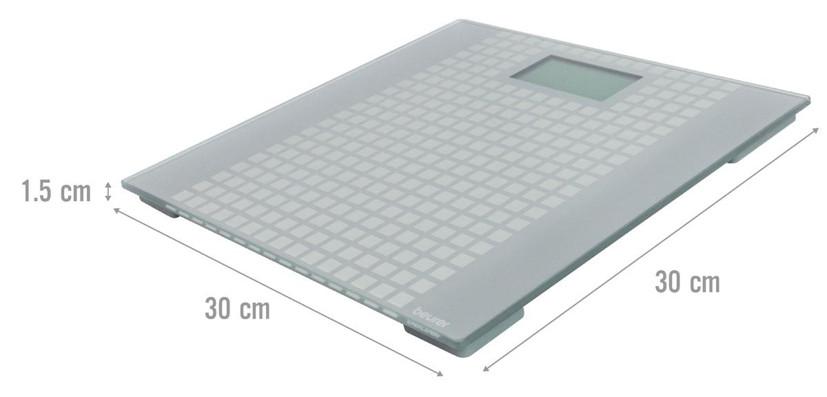 cân sức khỏe điện tử mặt kính