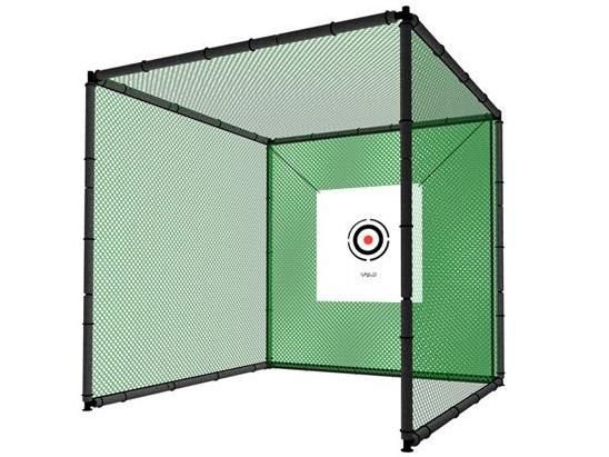 Bộ khung và lưới tập Swing Golf PGM LXW001 và tấm golf size