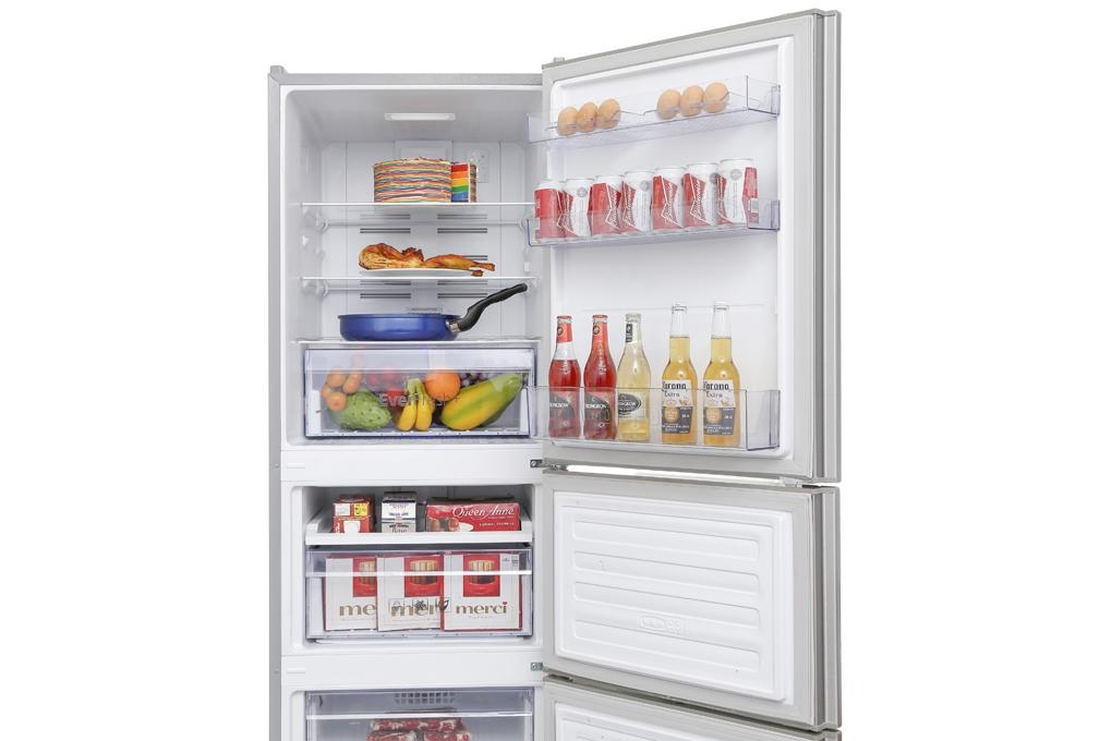 Tủ lạnh ngăn mát bên trên