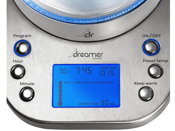 Bình đun nước thông minh Dreamer DK-S17D