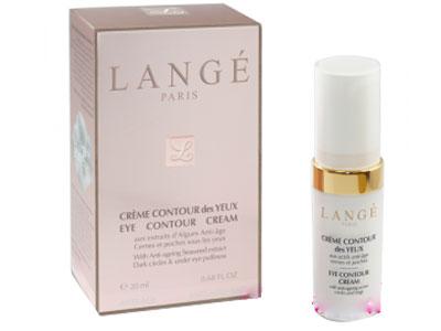 Kem massage mắt Lange