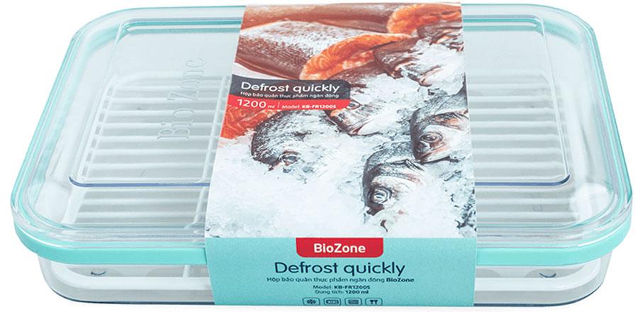 hộp bảo quản thực phẩm ngăn đông Biozone