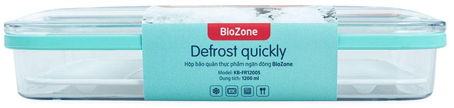 hộp bảo quản thực phẩm Biozone