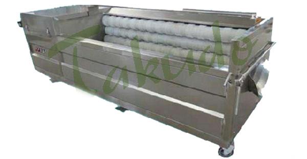 máy sục rửa củ quả nông sản Takudo TKD-GX-2000