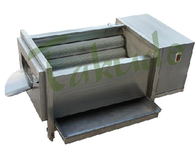 Máy sục rửa nông sản công nghiệp