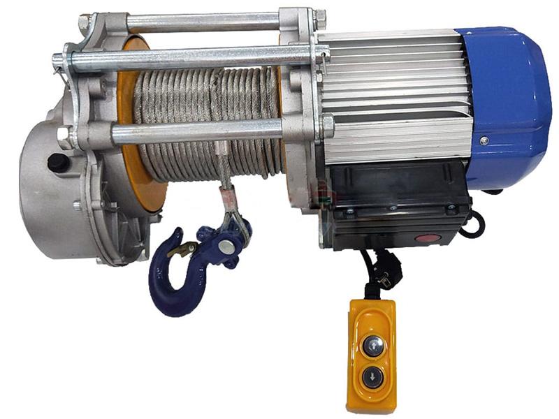 Tời điện siêu nhanh Kenbo KCD200/400 (32m/phút)