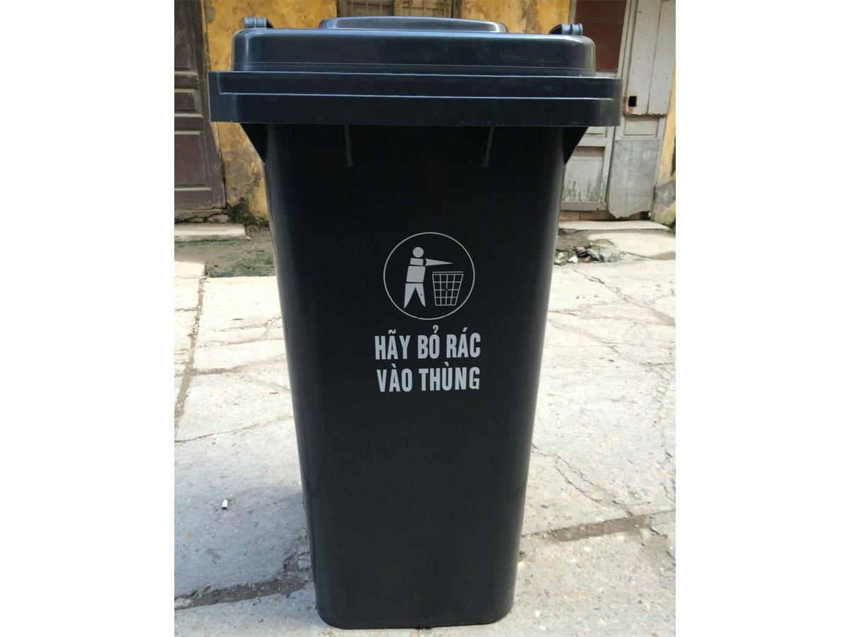 Thùng rác nhựa Paloca