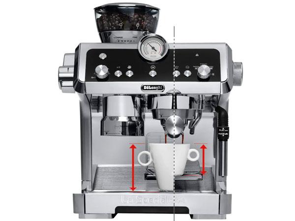 Máy pha cà phê tự động Delonghi