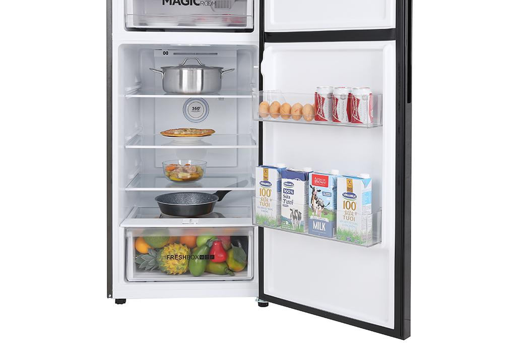Tủ lạnh 2 cánh Aqua