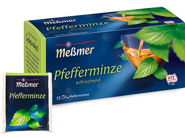 Trà bạc hà túi lọc Peppermint
