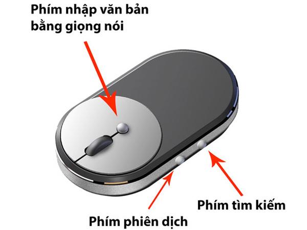 Chuột nghe thông minh i-Tek Pro
