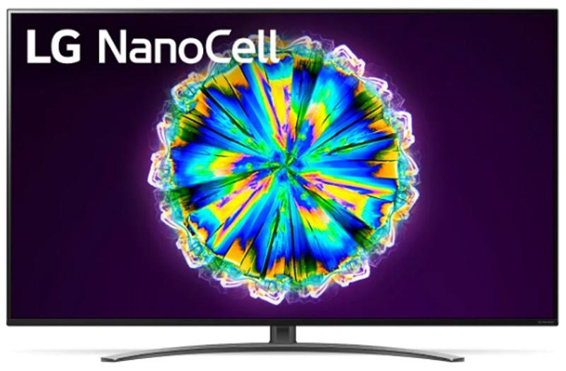 smart tivi 4K LG 55 inch 55NANO91TNA NanoCell HDR ThinQ AI (new 2020)
