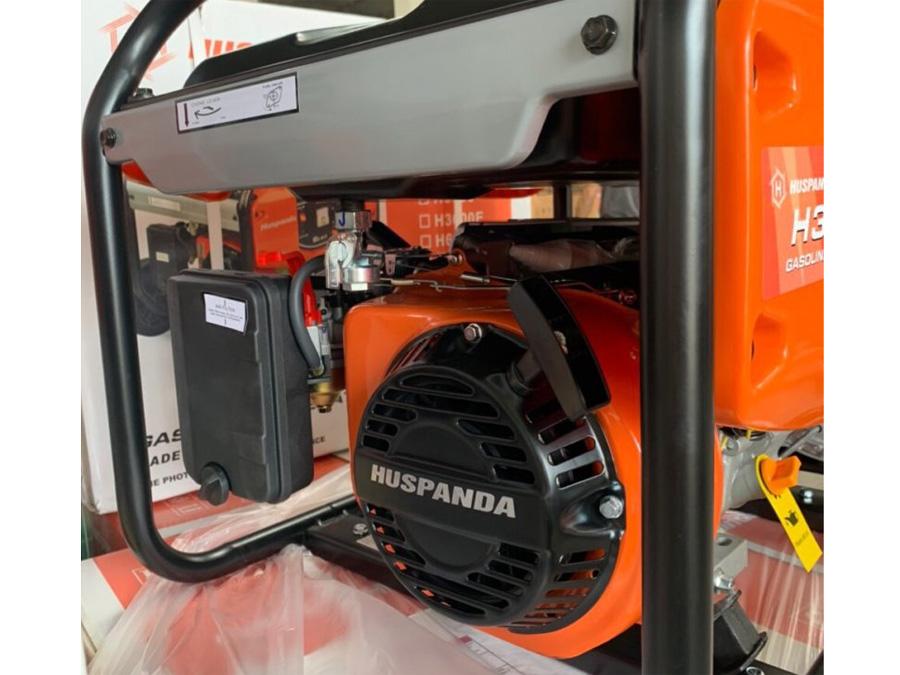 Máy phát điện chạy xăng Huspanda
