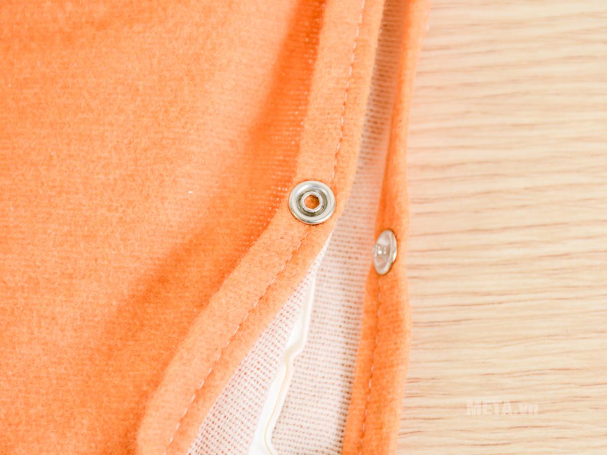 Hình ảnh khuy bấm của tấm sưởi