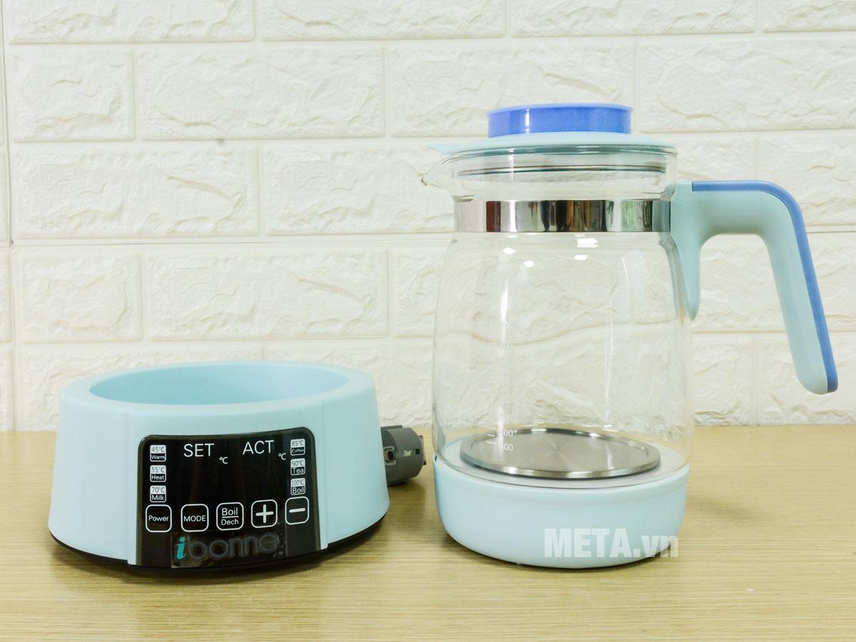 Bình nấu nước nóng