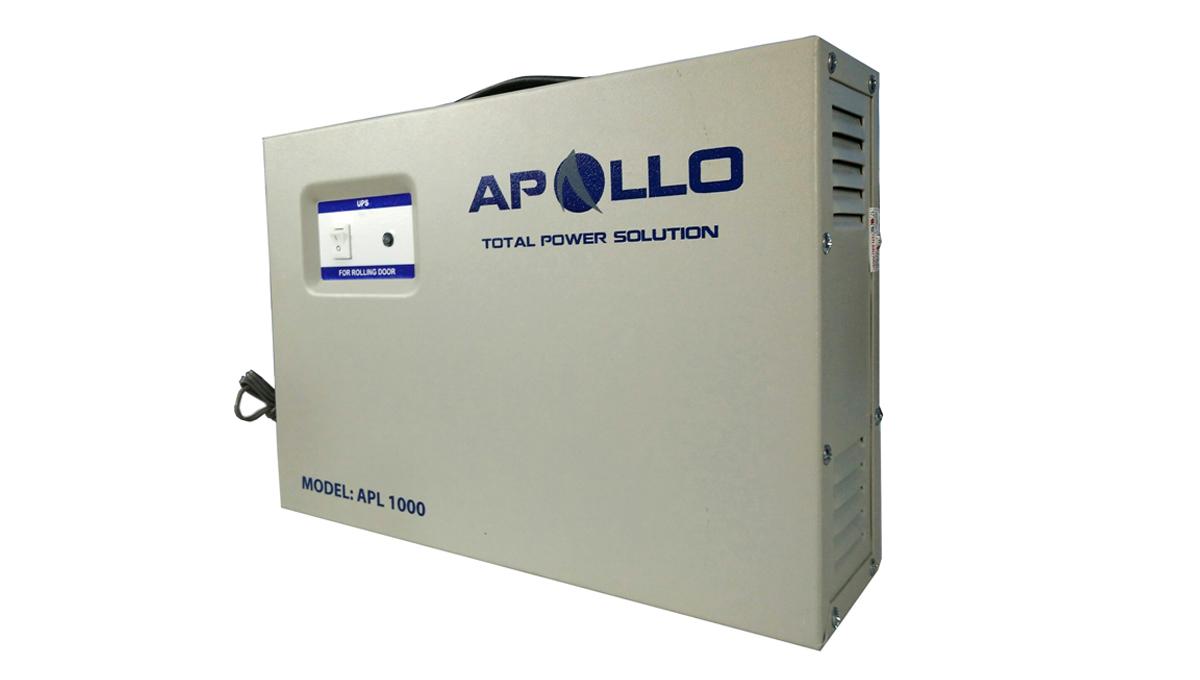 Bộ lưu điện cho cửa cuốn Apollo APL1000