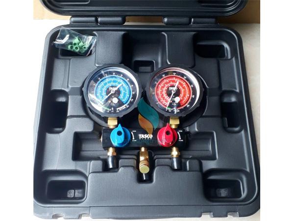 Đồng hồ nạp gas Tasco TB125BV