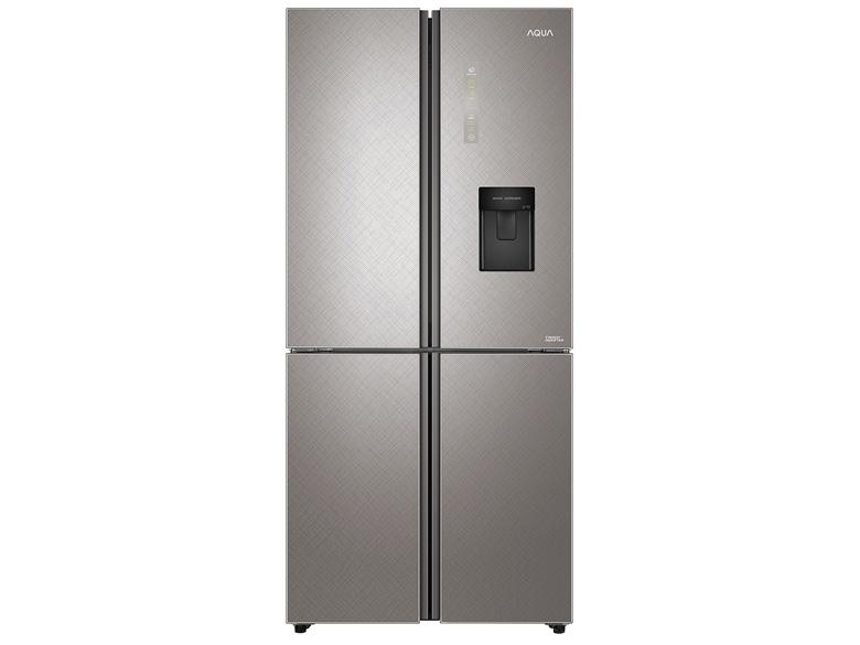 Tủ lạnh AQUA AQR-IGW525EM(GP)