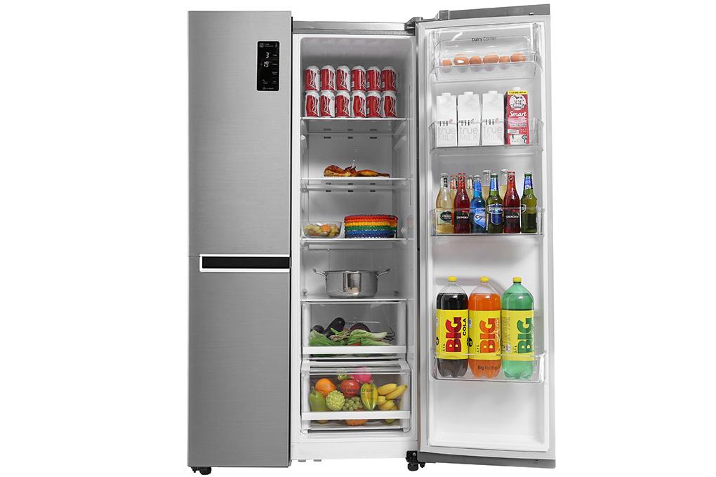 Tủ lạnh inverter LG