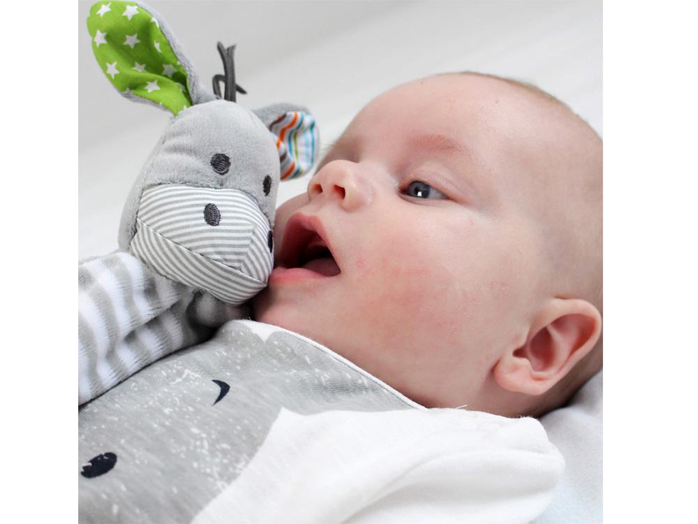 Trở thành món đồ chơi an toàn cho bé