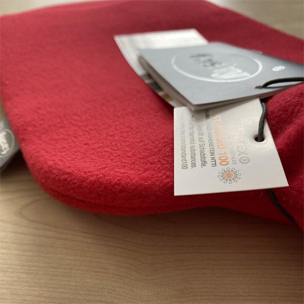 Túi chính hãng có nhãn mác đầy đủ về nguồn gốc, chất liệu