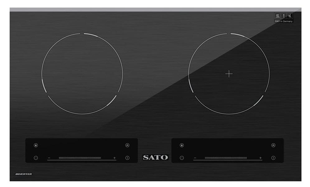 bếp từ đôi Sato SIH775 N5.0