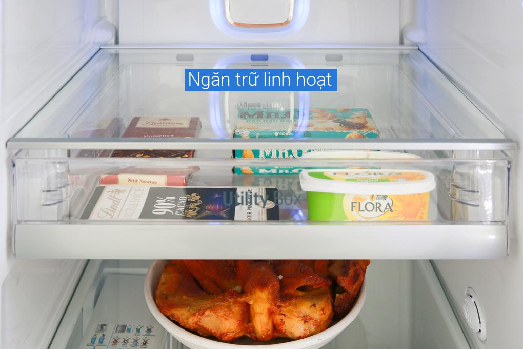 Tủ lạnh 2 cánh inverter LG