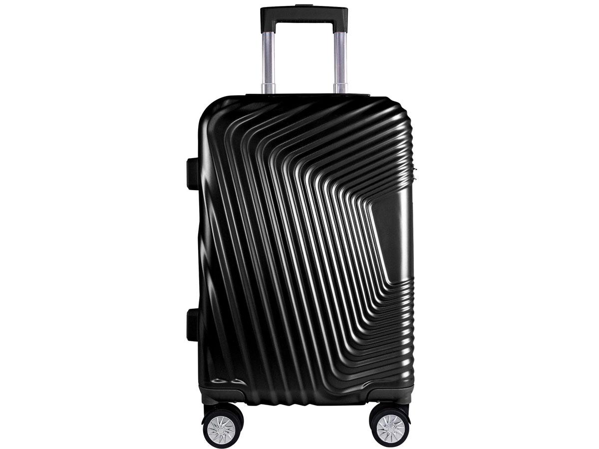 vali nhựa Hùng Phát - VLN 601 20 inch đen