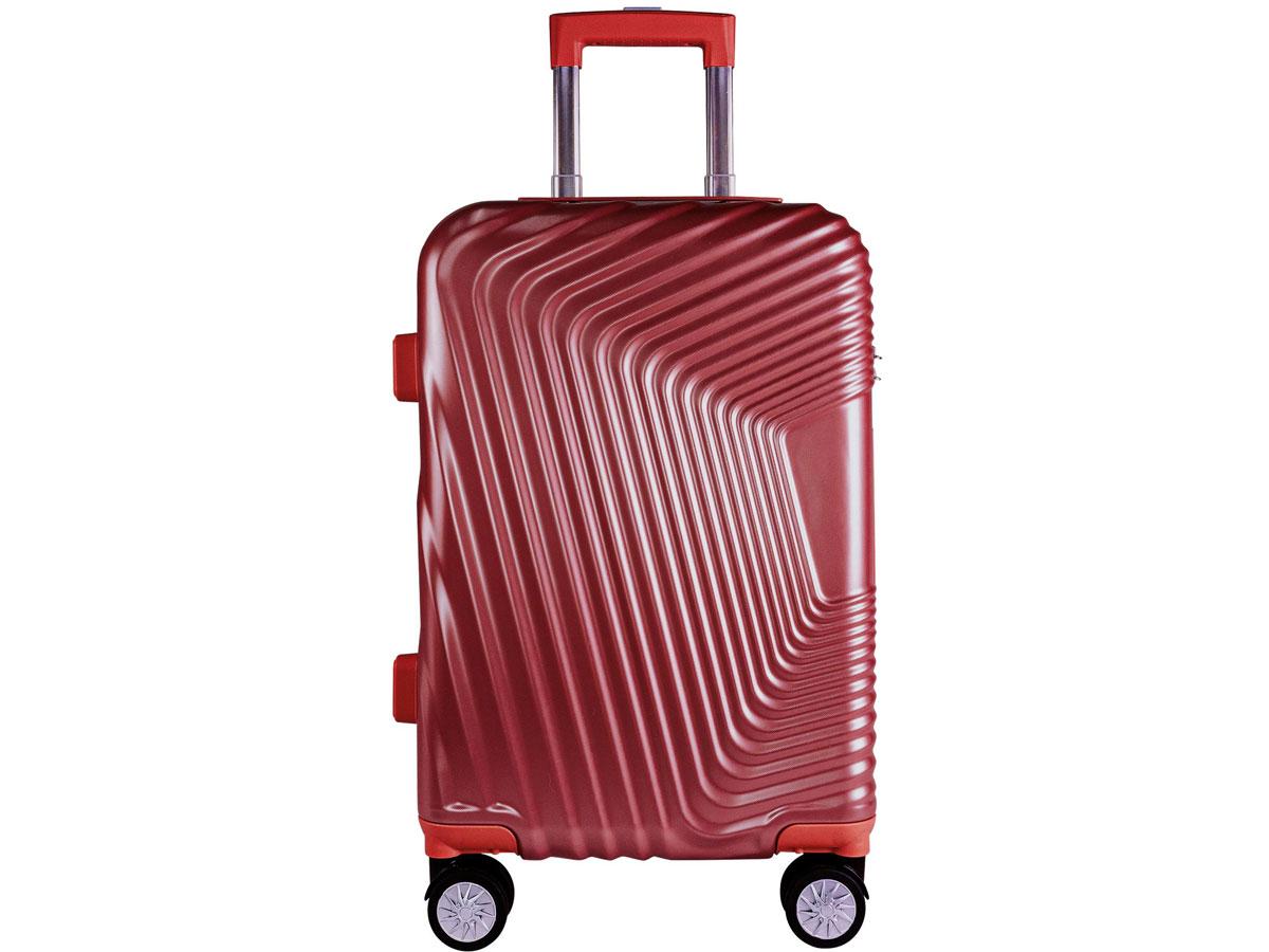vali nhựa Hùng Phát - VLN 601 20 inch màu đỏ