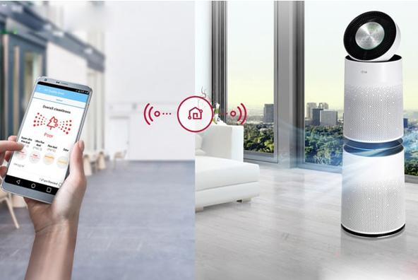 Điều khiển từ xa chỉ bằng một chiếc smartphone