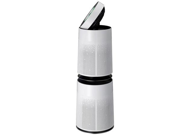 Trang bị cảm biến bụi mịn PM1.0 và khí gas an toàn
