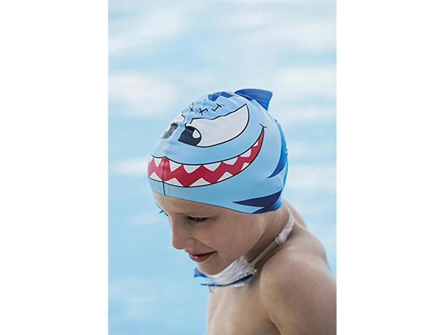 Nón bơi Fashy bảo vệ bé khi ở dưới nước