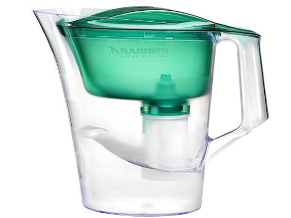 Bình lọc nước màu xanh