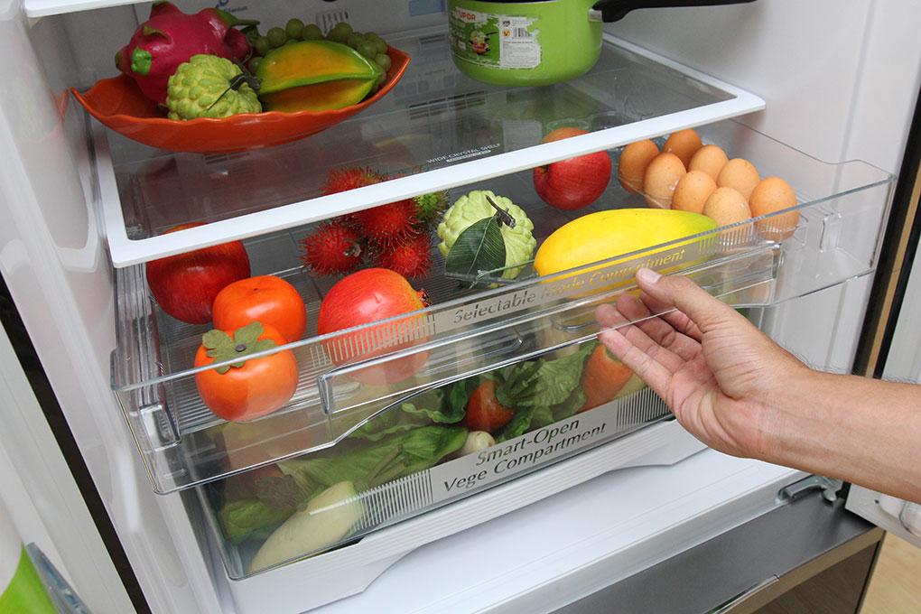 Ngăn rau củ của tủ lạnh