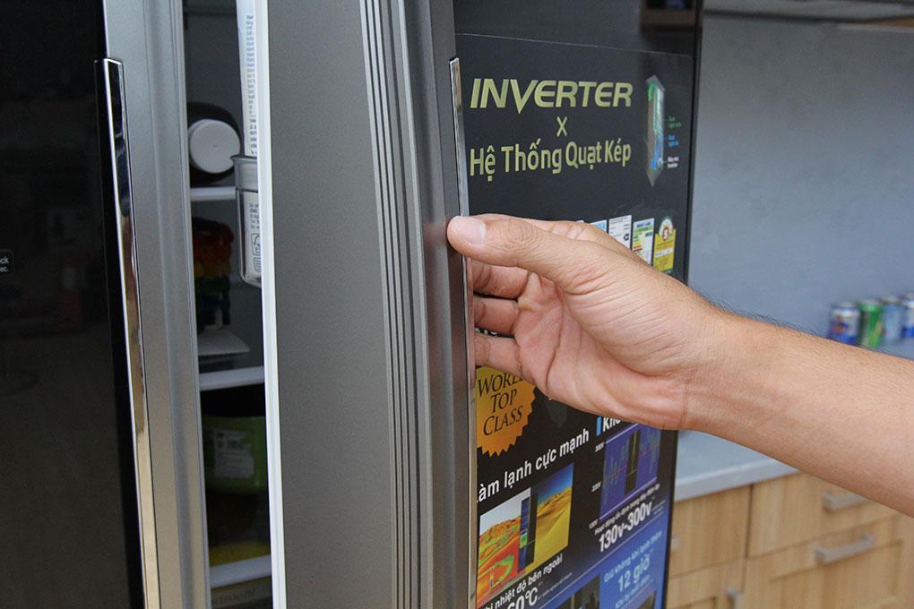 Tủ lạnh có hệ thống quạt kép