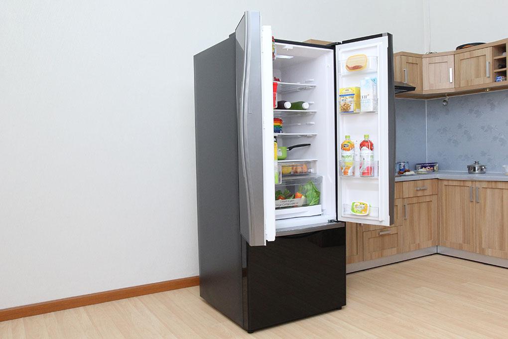 Tủ lạnh thiết kế rất chắc chắn