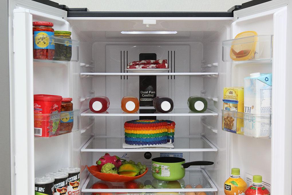 Ngăn mát của tủ lạnh