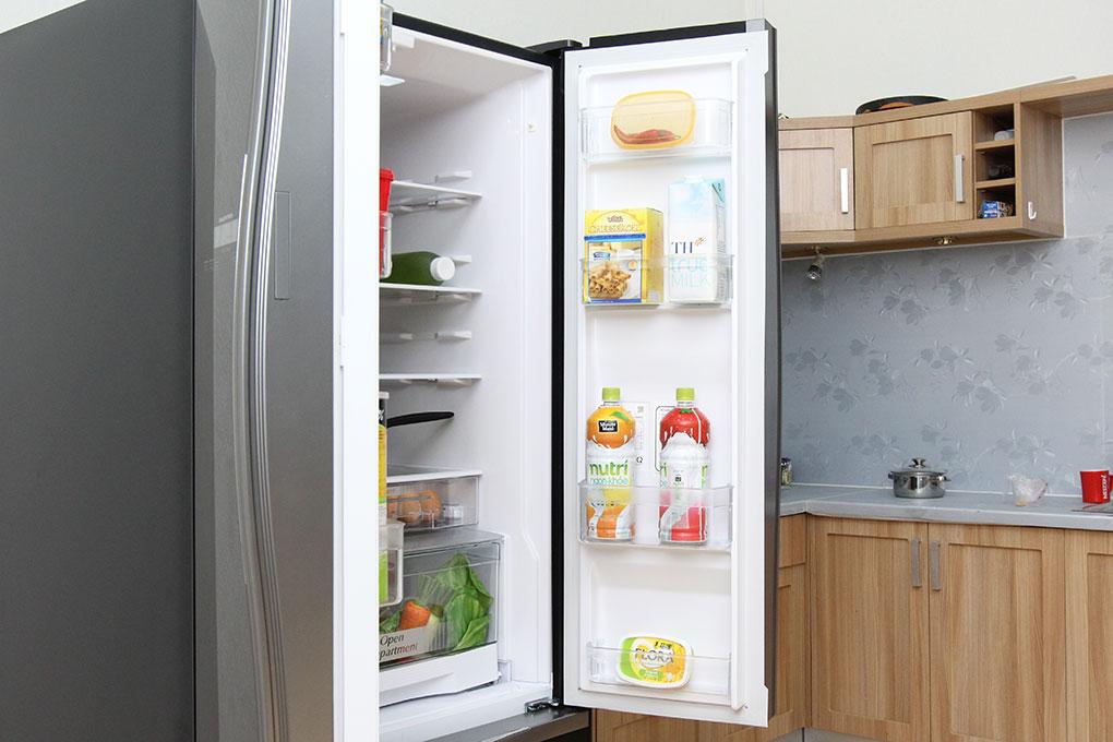 Tủ lạnh 3 cánh Hitachi