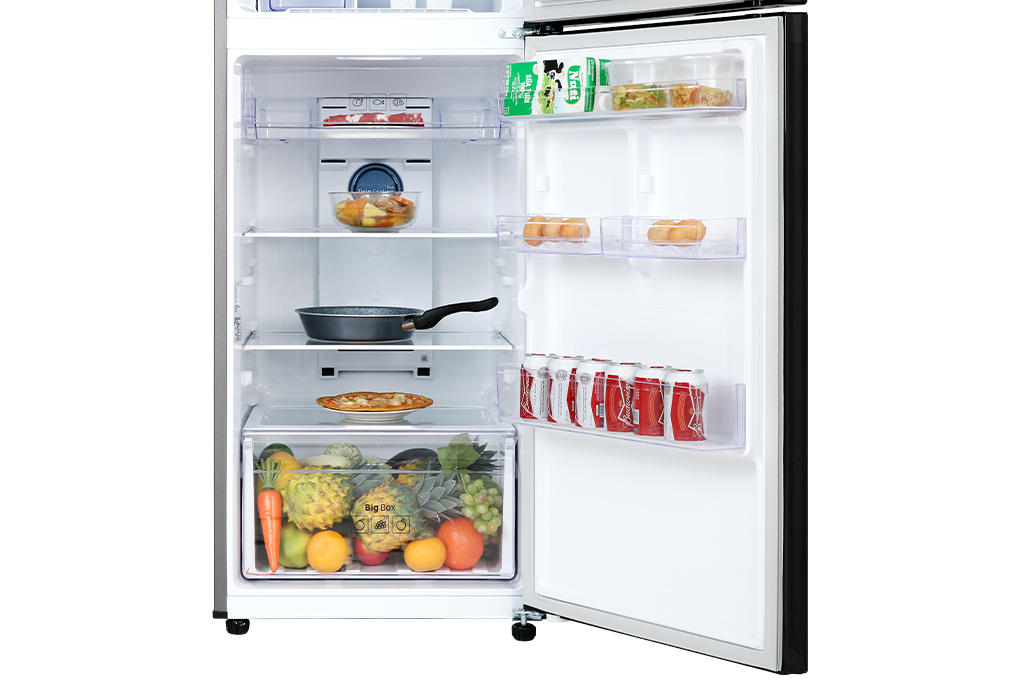 Tủ lạnh ngăn đá trên Samsung